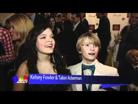 Bonnie & Clyde Opening Night Interview Talon Ackerman.m4v
