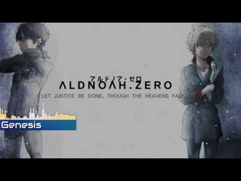 Eir Aoi - Genesis (ED Aldnoah Zero S2 + Lyrics)