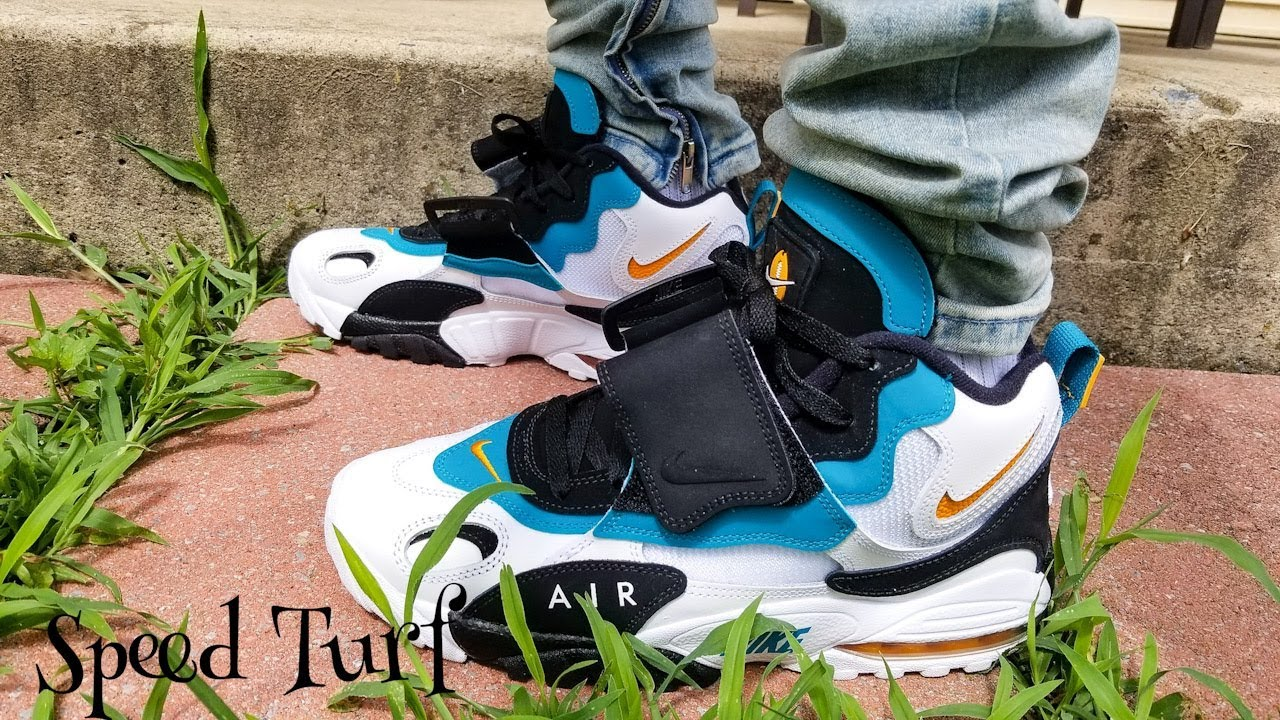 wholesale dealer 6202c 81d99 2018 Air Max Speed Turf Dan Marino On Feet Review!