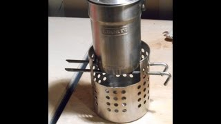 How To Make A Wood Burning Stove