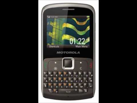 Motorola Ex112 Foto by MondoCellulari.com