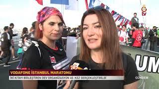 Gündem | 40. İstanbul Maratonu ( 11 Kasım 2018 )