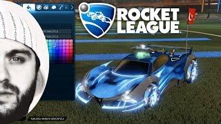 Rocket League : Türkçe - Yalnız Kurt Diamond || Araba Nasıl ?