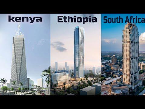 Top 10 tallest African buildings in 2020