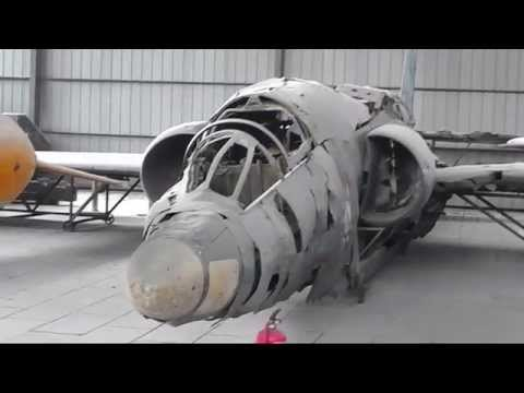 Lockheed U-2 wreckage in Beijing