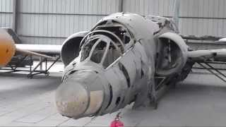 Lockheed U-2 wreckage in Beijing