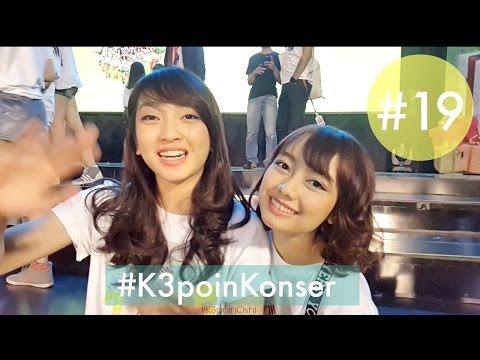 #K3poinOshi eps #K3poinKonser