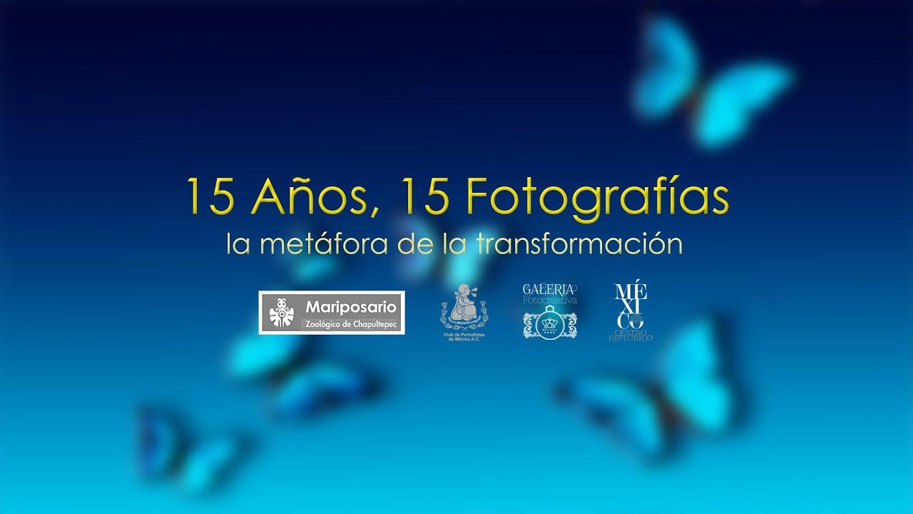 RETO - CONCURSO / 15 Años, 15 Fotografías