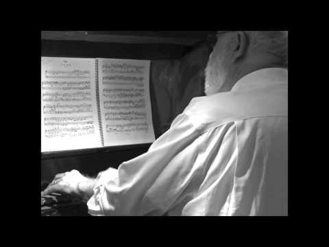William Porter - J. S. Bach, Sarabanda con partite (BWV 990) - Live in Sanzeno 2015