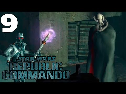 Star Wars Republic Commando en Español - Ep. 9 - GENERAL GRIEVOUS Y SUS GUARIPOLAS