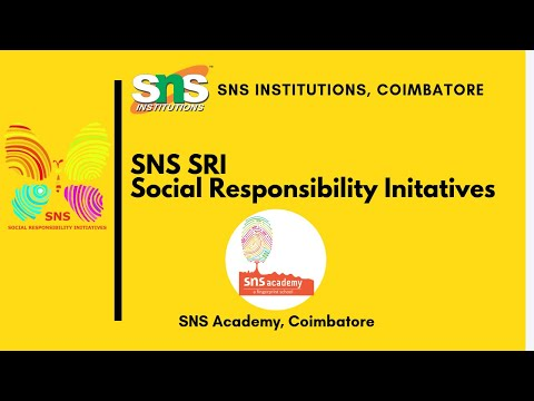 "SNS Academy ""An International CBSE School"" Coimbatore"
