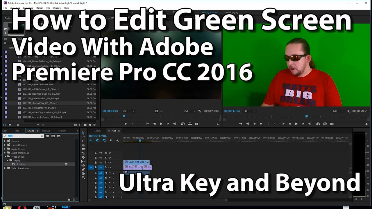 Adobe Premiere Pro CC (free) - Download latest version in English on phpnuke