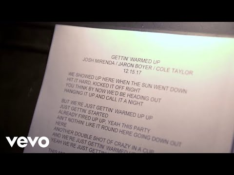 Cover Lagu Jason Aldean - Gettin' Warmed Up (Audio) STAFABAND