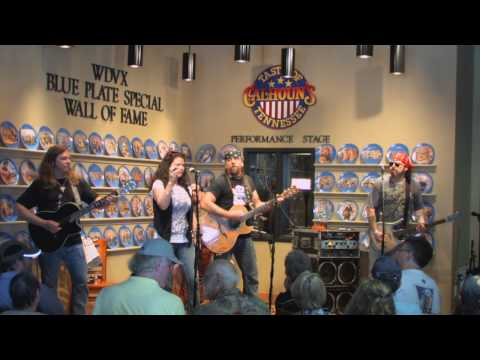 Reelin' em' In- Dallas Moore Band- WDVX Blue Plate