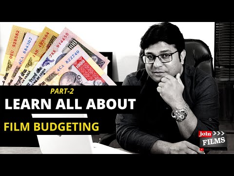 Learn  film budgeting  Part #2 ~ फिल्म बजट बनाना सीखे   Part 2#   Filmy Funday #95  Joinfilms