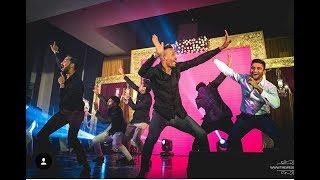 hardik pandya & kurnal pandya crazy dance on dj
