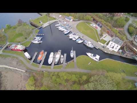 Bowling Harbour - Erskine - Scotland