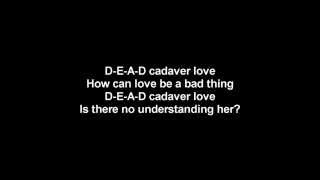Lordi - Cadaver Lover | Lyrics on screen | HD