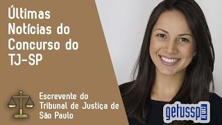 Escrevente do Tribunal de Justiça de São Paulo