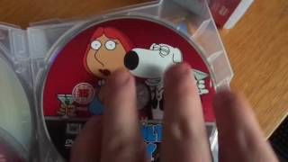 family guy season 1 14 boxset
