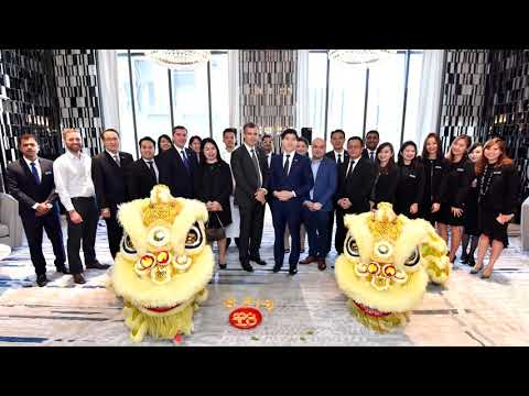 Oakwood Premier OUE Singapore - Official Opening Event