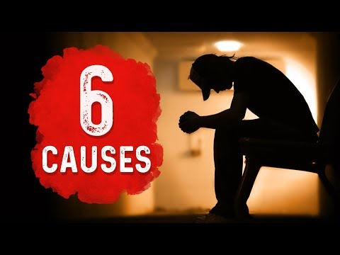 The 6 Causes of Depression (& the Most Common One)
