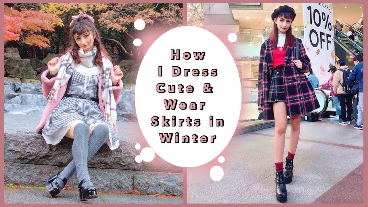 [VIDEO] - Tips For Dressing Cute In Winter || Layering Ideas & More! 1