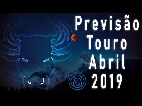 TOURO ▪ MÊS DE ABRIL ▪ 2019