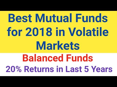 Best Mutual Funds For 2018 In Volatile Markets Top 5 Balanced