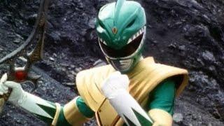 Repeat youtube video Power Rangers vs Evil Green Ranger (Mighty Morphin Power Rangers)