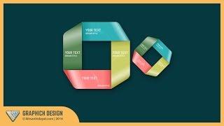 Graphic Design   Creating Polygonal Origami   Illustrator Tutorial