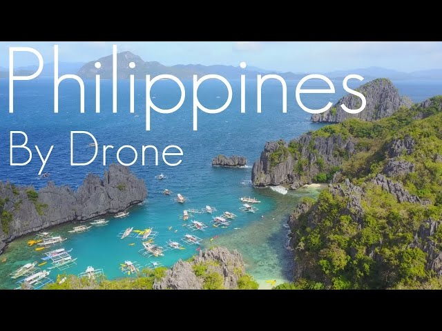 Drone Video Philippines – Featured Creator  Lewis Blackburn Media