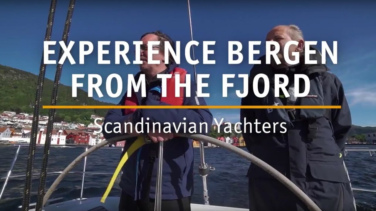 Thumbnail: Experience Bergen from the fjord - all year fjord tour