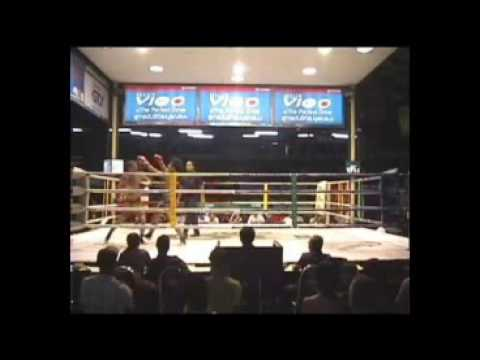 Muay thai Sean Douglas Highlight Reel