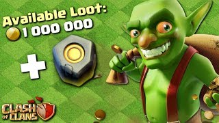 OVER A MILLION GOLD + GOLD RUNE!  TH11 Let's Play ep23 | Clash of Clans