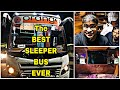 Orange Travels | The Best Sleeper I Travelled | Bus Reviews | Bus lovers | Bharath Benz | Tamil vlog