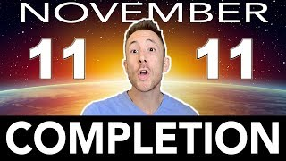 5 Things You Should Know About The NOVEMBER Ascension Energy - 2018