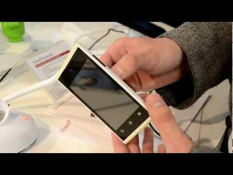 Взгляд на двухсимочный смартфон Viewsonic ViewPhone 4s от Droider.ru