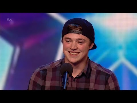 Craig Ball - Britain's Got Talent 2016 Audition week 3
