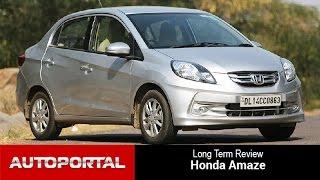 Honda Amaze Long Term Review - Autoportal