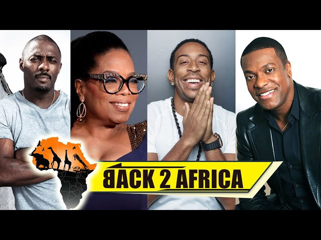 Top 10 African American Celebrities that have Traced their roots back to Africa