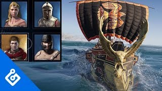 Building Your Crew By Force In Assassin's Creed Odyssey