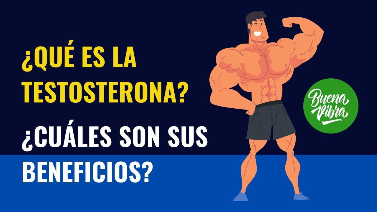 Es recomendable la testosterona