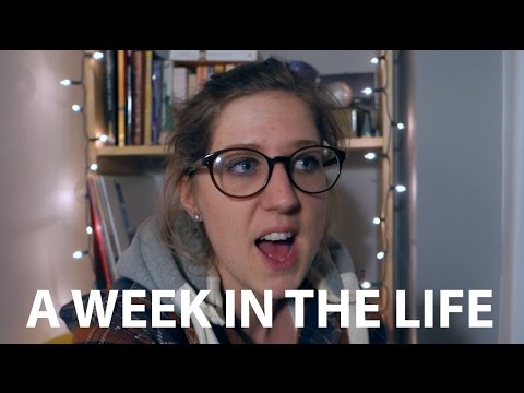 A Week in the Life of a Mature Student