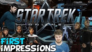 "Star Trek Online MMORPG First Impressions ""Is It Worth Playing?"""