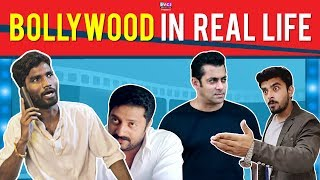 Bollywood In Real Life ft. Nikhil Vijay | RVCJ