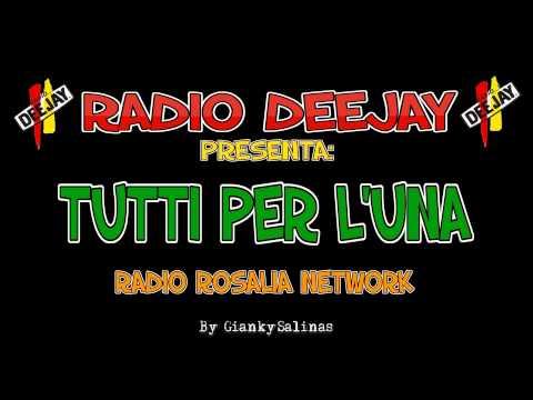 TUTTI PER L'UNA Radio Deejay (1995) ZA' MARIA