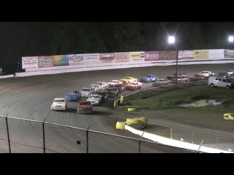 V8 Thunder Stocks Iron Man Round 2 - Volusia Speedway Park 7-9-16
