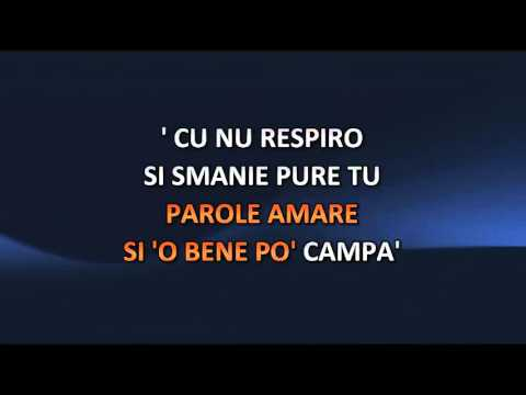 Fred Bongusto - Anema E Core (Video karaoke)