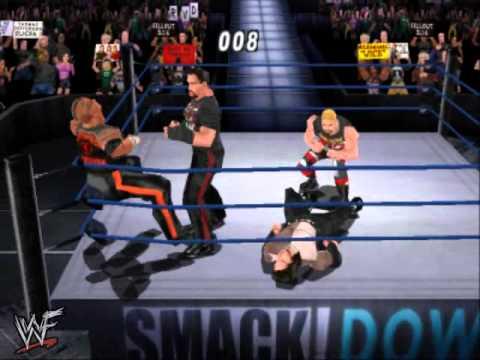 WWF No Mercy - 2001 Battle Royal (Invasion)